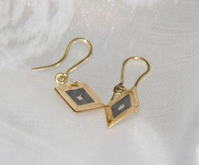 Skriver design guldsmed Jette guld smykke unika håndlavede
